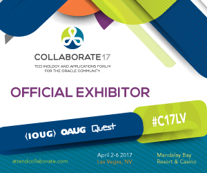 COLLABORATE 17