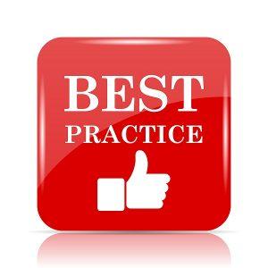 Best Practice Segregation of Duties