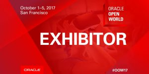 Oracle Openworld Exhibitor
