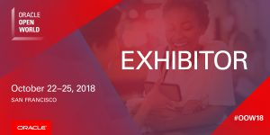 Oracle OpenWorld 2018 Exhibitor