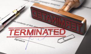 Terminated ERP User