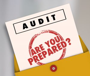 Are you prepared for your audit?