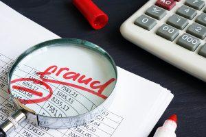 Fraud monitoring