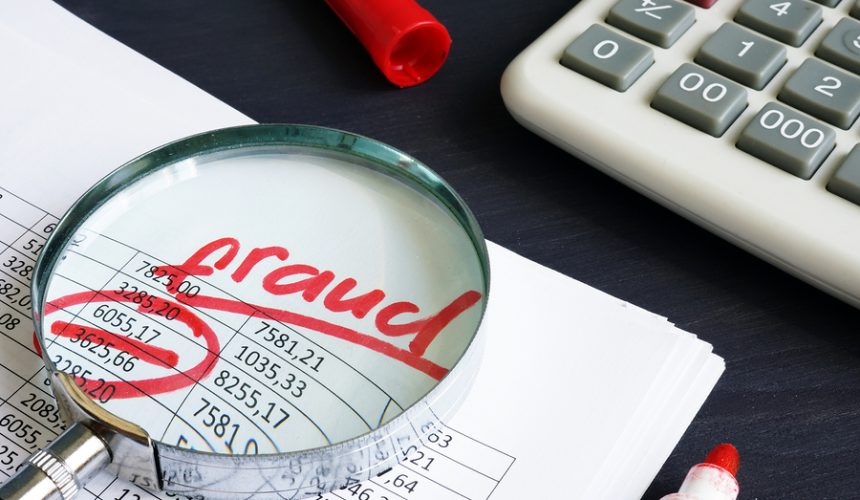 Are you sure that your organization isn't a victim of fraud?