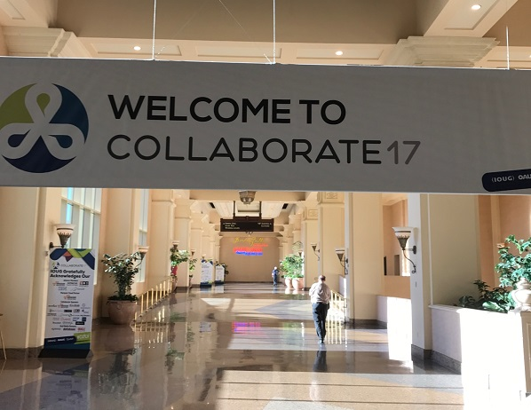 My thoughts on COLLABORATE 17